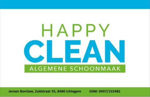 Happy Clean, Reinigingswerken